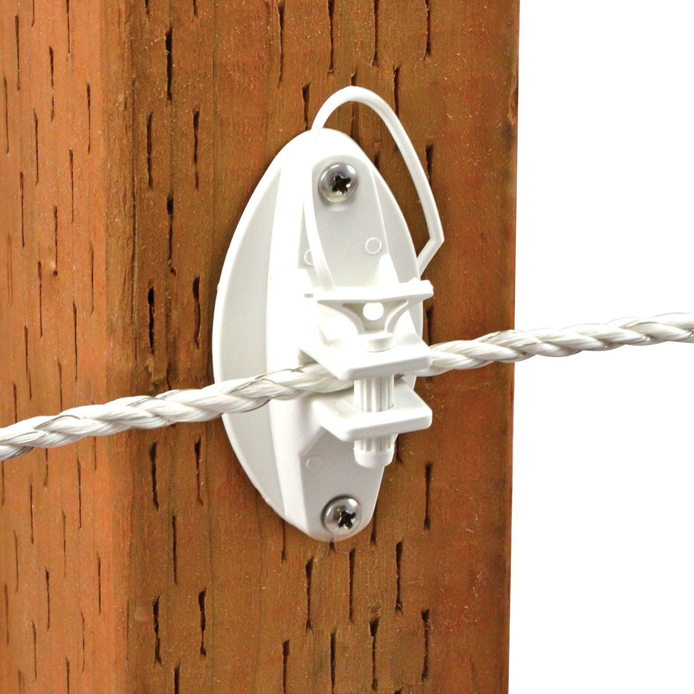 Pin Lock Wood Post Insulator Powerfields High Quality
