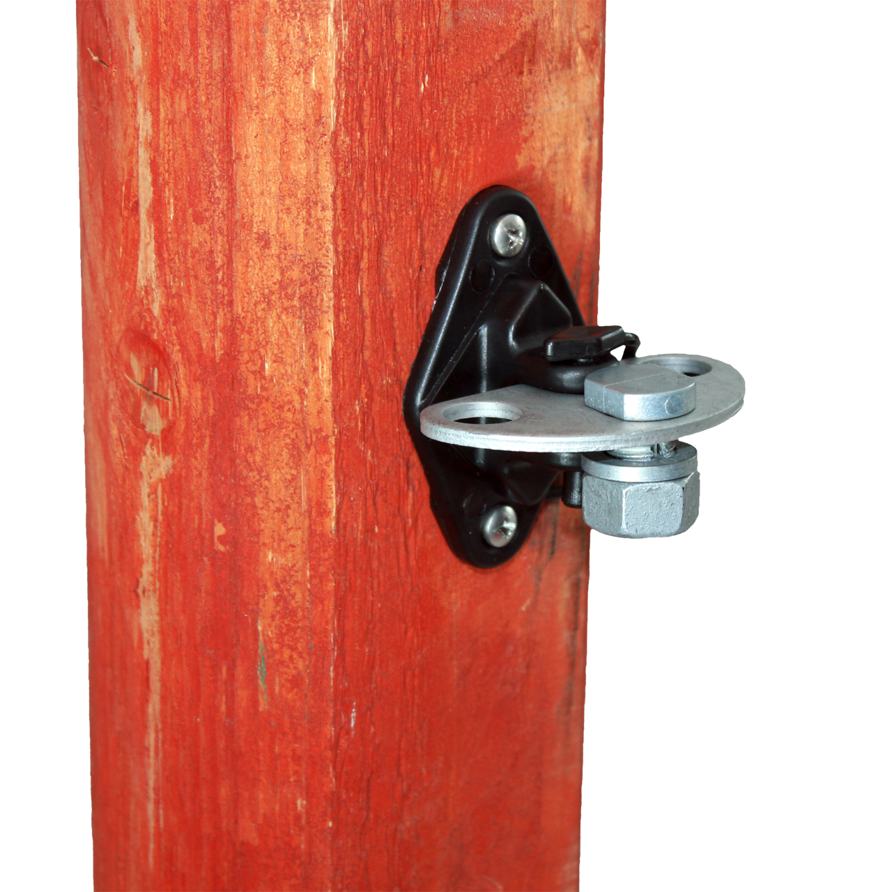 3 Way Gate Connector For Wood Post Powerfields High