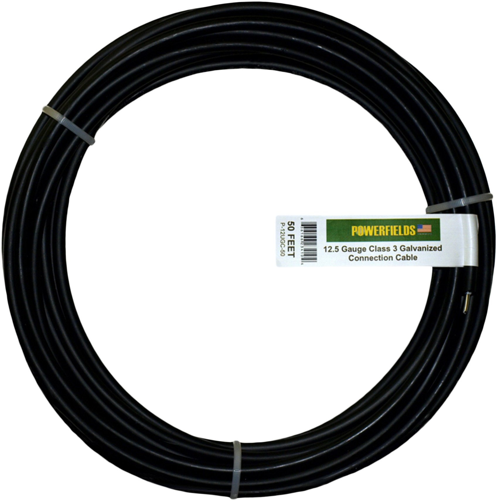 Insulated Battery Cable : Double insulated connection cable ½ gauge