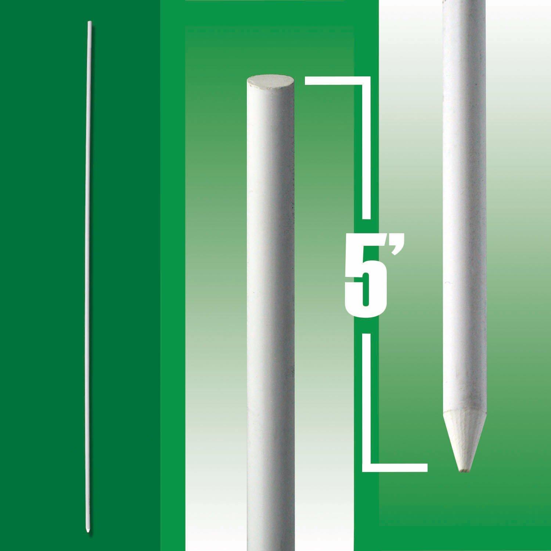 Fiberglass Fencing Products : ½ quot sunguard™ fiberglass post powerfields high